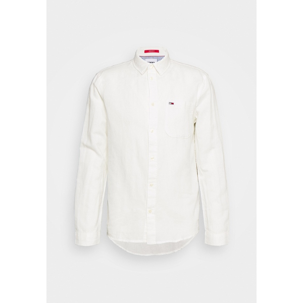 トミーヒルフィガー メンズ トップス シャツ white 即日出荷 BLEND - qcmh0014 Shirt 受注生産品 全商品無料サイズ交換