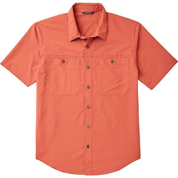 フィルソン メンズ シャツ トップス Filson Men's Ultra-Light SS Shirt Barn Red
