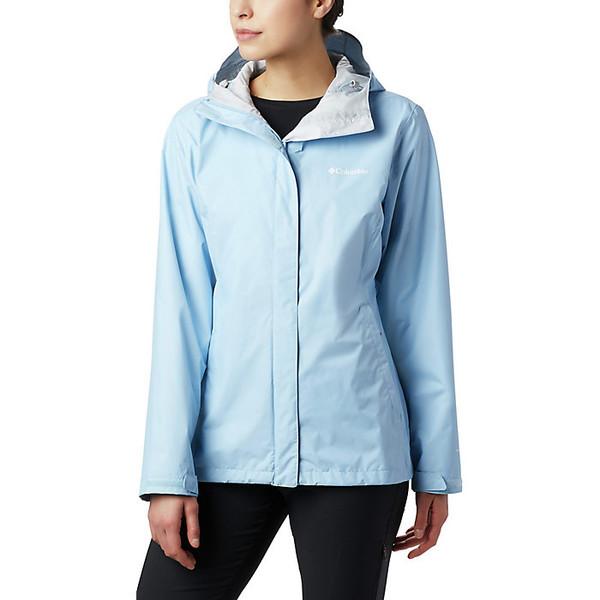 コロンビア レディース ジャケット&ブルゾン アウター Columbia Women's Arcadia II Jacket Crystal Blue