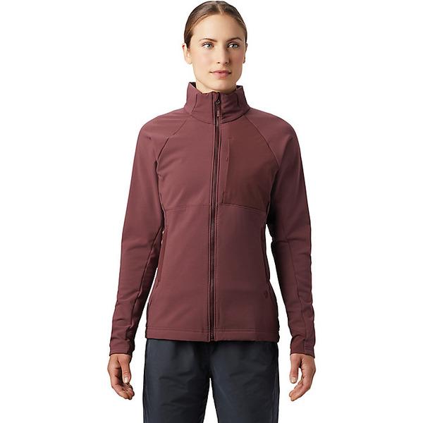 マウンテンハードウェア レディース ジャケット&ブルゾン アウター Mountain Hardwear Women's Keele Full Zip Jacket Washed Raisin