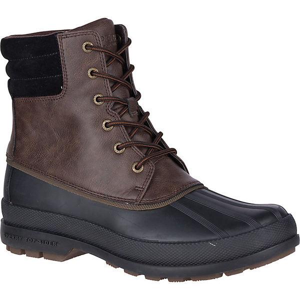 スペリー メンズ ブーツ&レインブーツ シューズ Sperry Men's Cold Bay Boot Brown /Black