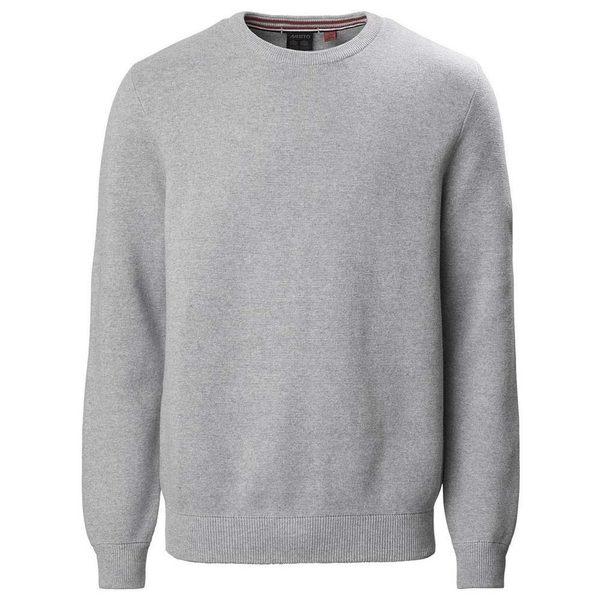ムストー メンズ 買い取り アウター ニットセーター Grey セール価格 Marl qicp0122 Knit Musto Crew 全商品無料サイズ交換 Milano