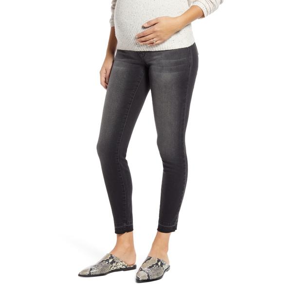 1822デニム レディース デニムパンツ ボトムス Ankle Skinny Maternity Jeans Fiona