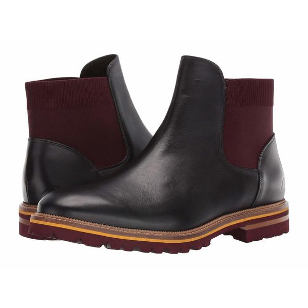 バッコブッチ メンズ ブーツ&レインブーツ シューズ Mondrian Black