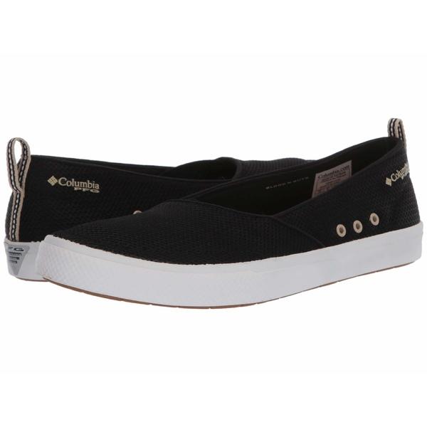コロンビア レディース スニーカー シューズ PFG Dorado Slip II Shoe Black/Oatmeal