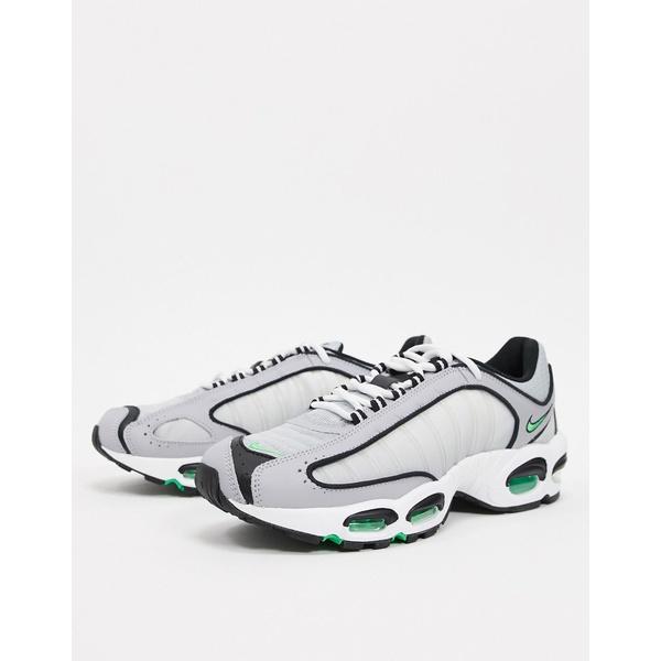 ナイキ メンズ スニーカー シューズ Nike Tailwind IV sneakers in gray Gray