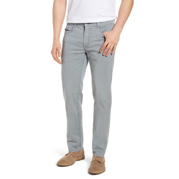 ブガッチ メンズ カジュアルパンツ ボトムス Bugatchi Slim Fit Washed Five-Pocket Pants Stone
