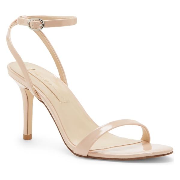 イマジン ヴィンス カムート レディース サンダル シューズ Imagine by Vince Camuto Rayan Ankle Strap Sandal (Women) Morganite Leather