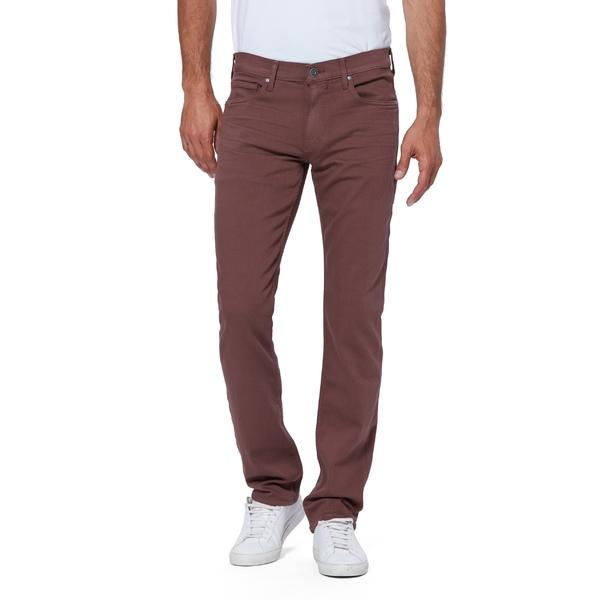 ペイジ メンズ カジュアルパンツ ボトムス PAIGE Transcend Normandie Straight Leg Jeans (Terracotta Clay) Terracotta Clay