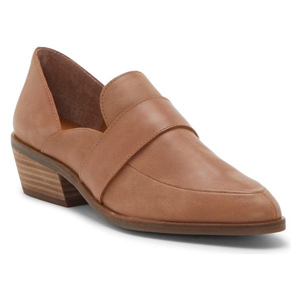 ラッキーブランド レディース サンダル シューズ Lucky Brand Maemai Loafer (Women) Latte Leather