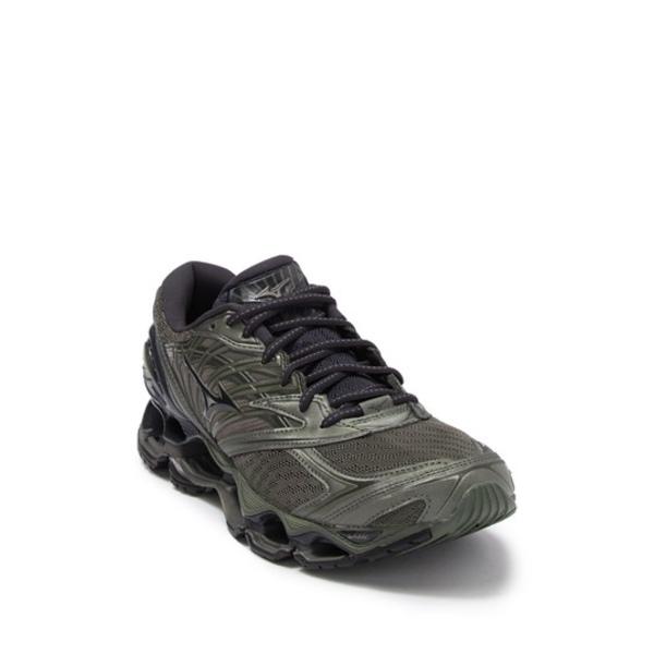 ミズノ 入荷予定 メンズ シューズ スニーカー BEETLE-BL GRAPHITE 全商品無料サイズ交換 Running Shoe Prophecy Wave 1着でも送料無料 8