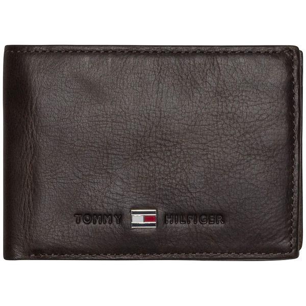 トミー ヒルフィガー メンズ 腕時計 アクセサリー Tommy hilfiger Johnson Mini Cc Flap Coin Pocket qmnx00e2