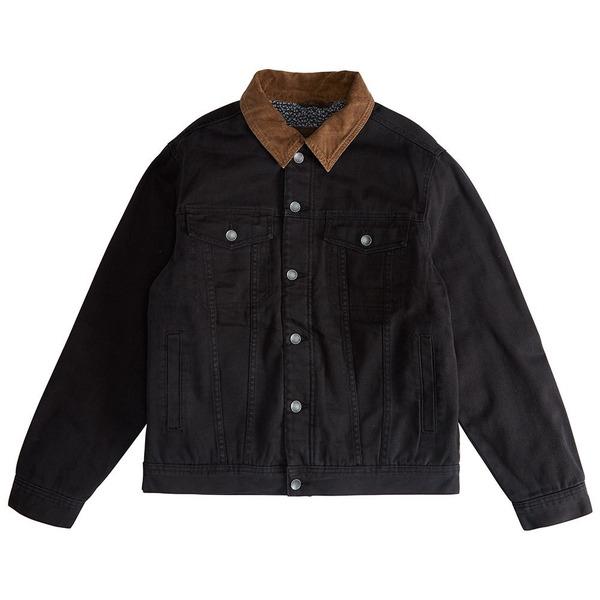 ビラボン メンズ ジャケット&ブルゾン アウター Billabong Barlow Trucker qmnx00e2