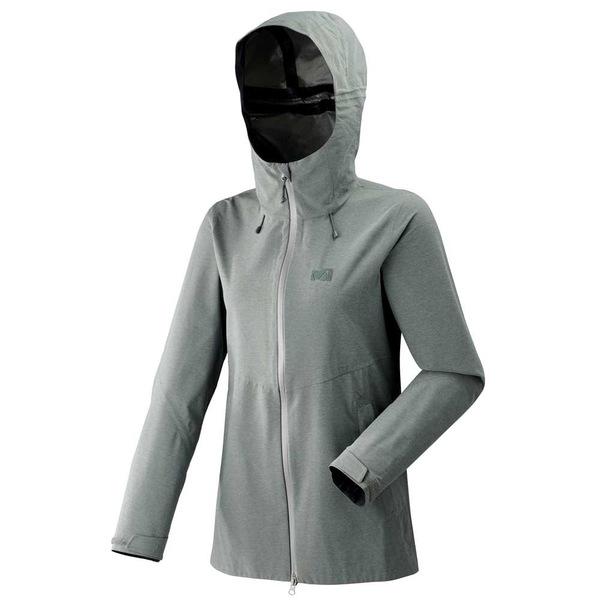 ミレー レディース ジャケット&ブルゾン アウター Millet Abaya Stretch qmnx00e4