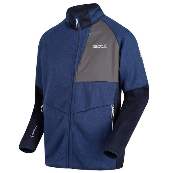 レガッタ メンズ ジャケット&ブルゾン アウター Regatta Foley Hybrid qmnx00e4