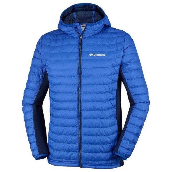 コロンビア メンズ ジャケット&ブルゾン アウター Columbia Powder Lite Light Hooded qmnx00e5