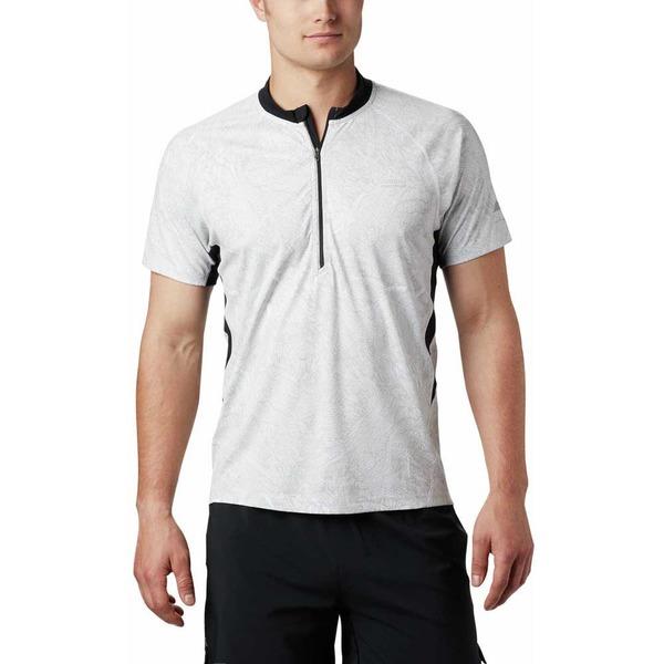 コロンビア メンズ ポロシャツ トップス Columbia FKT qmnx00e5