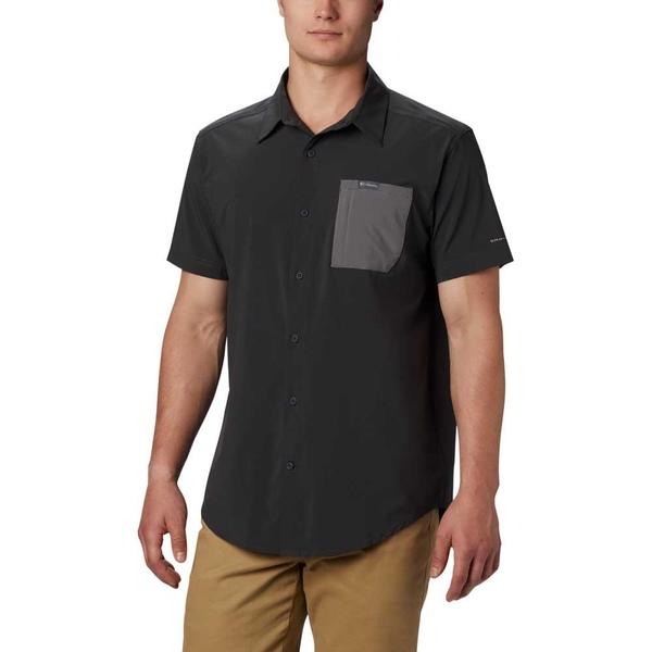 コロンビア メンズ ポロシャツ トップス Columbia Triple Canyon Solid qmnx00e5
