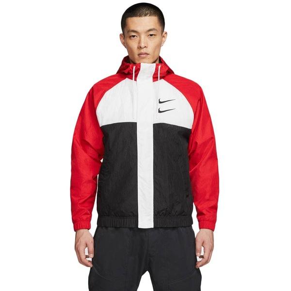 ナイキ メンズ ジャケット&ブルゾン アウター Nike Sportswear Swoosh qmnx00e6