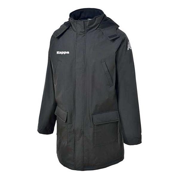カッパ メンズ ジャケット&ブルゾン アウター Kappa Mateo Jacket Long Parka qmnx00e7