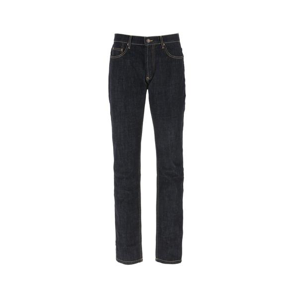 <title>ケンゾー まとめ買い特価 メンズ ボトムス デニムパンツ - 全商品無料サイズ交換 Kenzo Logo Patch Straight-Leg Jeans</title>