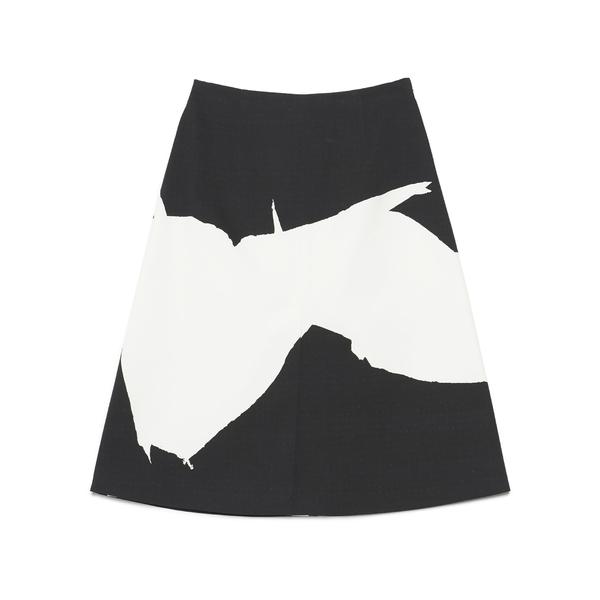 最適な価格 マルタンマルジェラ レディース スカート ボトムス Maison Margiela Printed Skirt -, カフェ プリムラ be2915c7