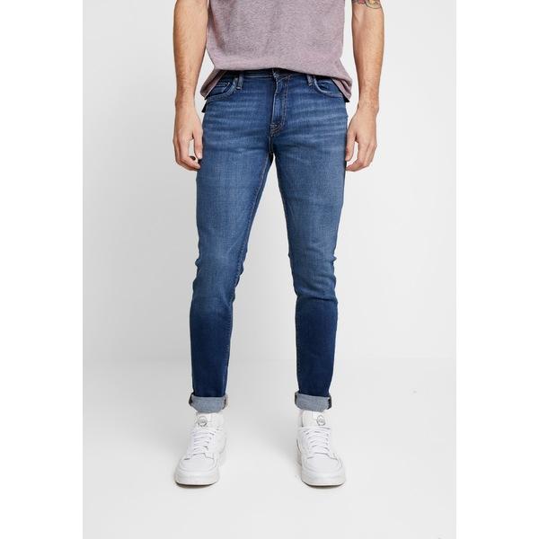 ジャック アンド ジョーンズ メンズ ボトムス デニムパンツ blue denim Slim お買い得品 - jeans 全商品無料サイズ交換 fit qnhb0082 JJIGLENN 全品最安値に挑戦 JJFELIX