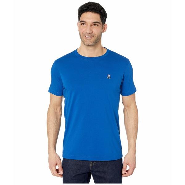 サイコバニー メンズ シャツ トップス Classic Crew Neck T-Shirt Prussian