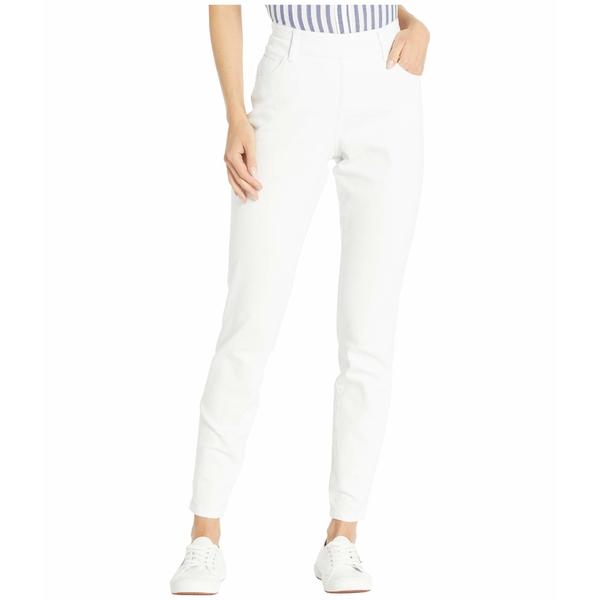 ジャグジーンズ レディース デニムパンツ ボトムス Bryn Skinny Elite Colored Denim Jeans White