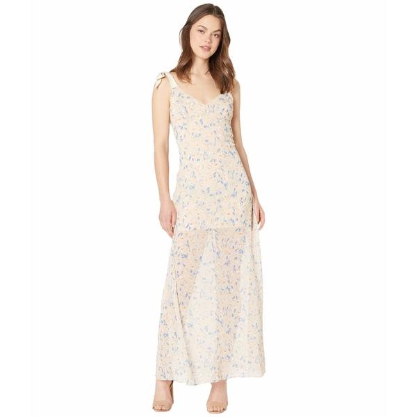 BCBジェネレーション レディース ワンピース トップス Evening Maxi Dress TTQ6269665 Tapioca