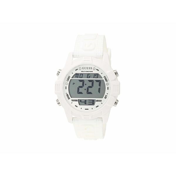 ゲス レディース 腕時計 アクセサリー GW0015L1 White