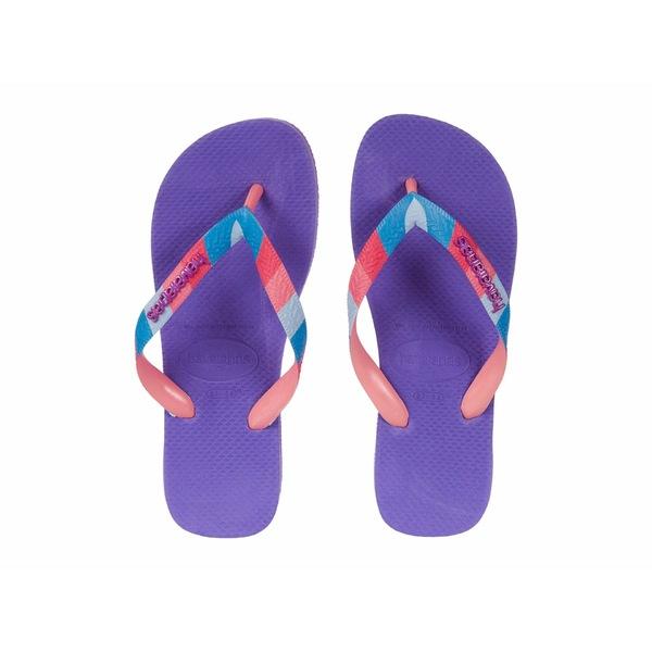 ハワイアナス レディース サンダル シューズ Top Verano Sandal Purple