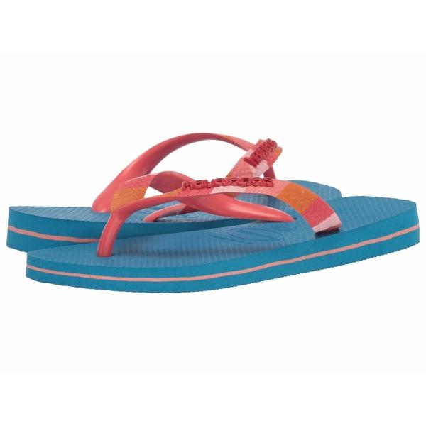 ハワイアナス レディース サンダル シューズ Top Verano Sandal Turquoise