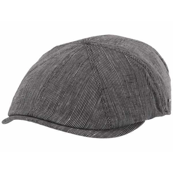 ベーリー オブ ハリウッド メンズ 帽子 アクセサリー Alsen Black