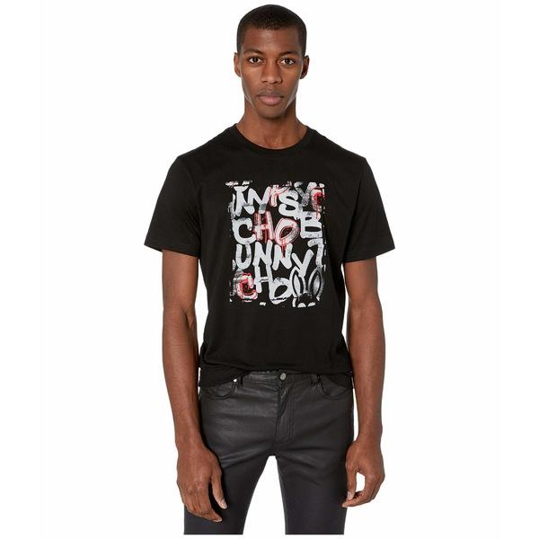 サイコバニー メンズ シャツ トップス Newell Tee Shirt Black