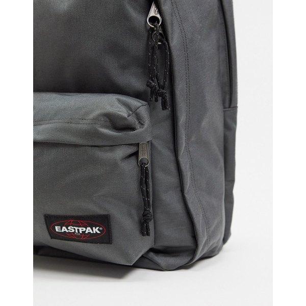 イーストパック メンズ バックパック・リュックサック バッグ Eastpak Back To Work backpack in gray 27l Gray