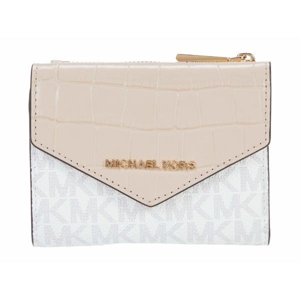 マイケルコース レディース 財布 アクセサリー Jet Set Medium Card Wallet Soft Pink