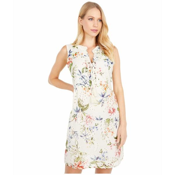 ジョニーワズ レディース ワンピース トップス Caprice Lace-Up Mini Dress Multi