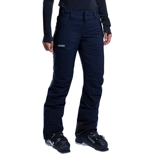 Navy ボトムス レディース Insulated Pure Women's Clara オラージュ カジュアルパンツ Pant -