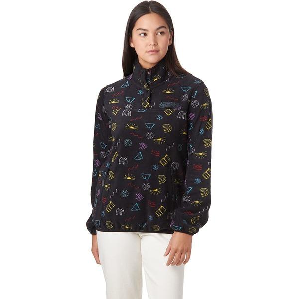 カブー レディース ジャケット&ブルゾン アウター Cavanaugh Fleece Jacket - Women's Electric Black