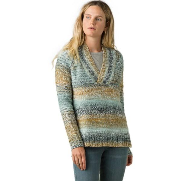 プラーナ レディース Frost ニット&セーター Sweater - アウター Claus Women's