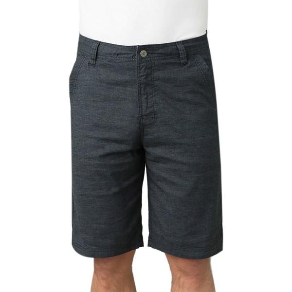 Black ボトムス Furrow - プラーナ メンズ ハーフ&ショーツ Short Men's