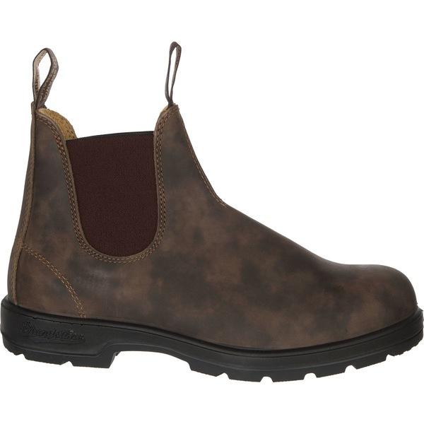 ブランドストーン メンズ シューズ ブーツ SALE レインブーツ #585 日本限定 - Rustic Chelsea 全商品無料サイズ交換 Classic 550 Boot Brown Men's