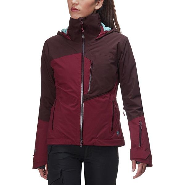 【GINGER掲載商品】 マウンテンハードウェア レディース ジャケット&ブルゾン アウター Vintersaga Insulated Jacket - Women's Smith Rock, 指宿市 7ec4623b