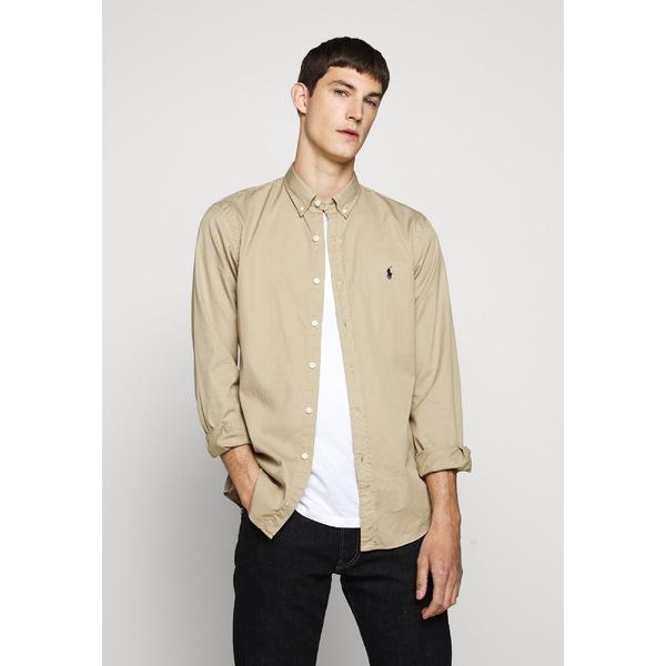 ラルフローレン メンズ トップス 驚きの価格が実現 シャツ surrey - 全商品無料サイズ交換 高い素材 qscn01a3 tan Shirt