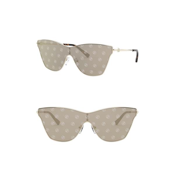 新作多数 マイケルコース レディース アクセサリー サングラス アイウェア LT 0mm 全商品無料サイズ交換 セール特別価格 Butterfly Larissa GOLD Sunglasses