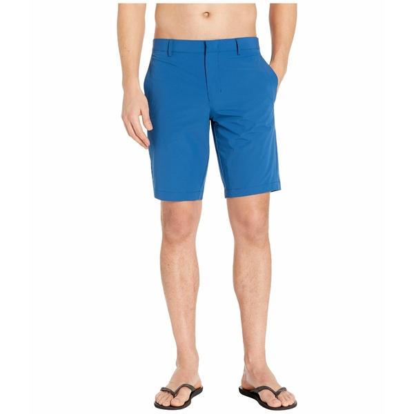 ヒューゴボス メンズ ハーフ&ショーツ ボトムス Liem Technical Shorts Bright Blue