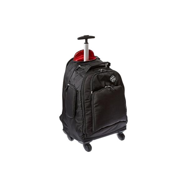 サムソナイト メンズ バックパック・リュックサック バッグ Spinner Backpack Black