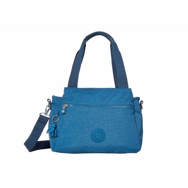 キプリング レディース ハンドバッグ バッグ Elysia Handbag Mystic Blue