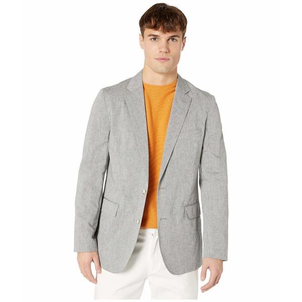 ジェイクルー メンズ コート アウター Ludlow Slim-Fit Unstructured Suit Jacket Light Grey